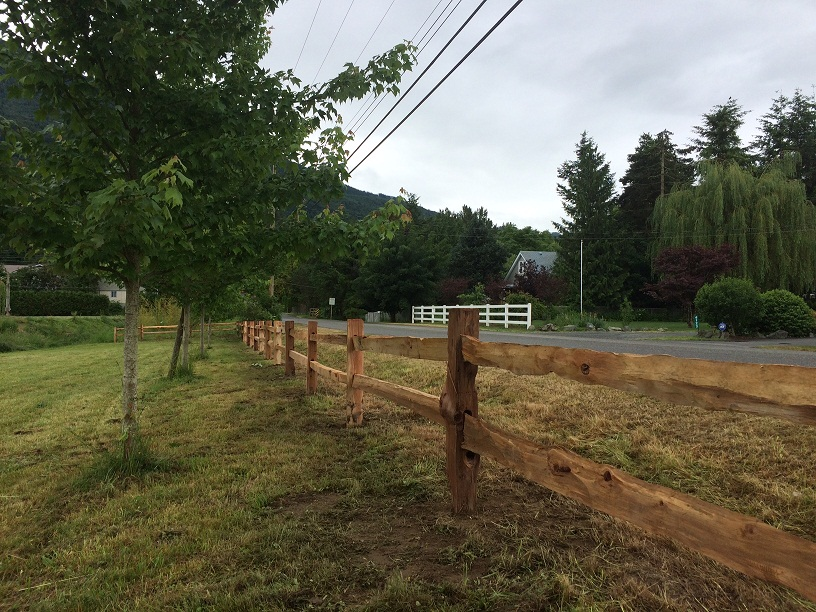 Wood Fencing Chilliwack