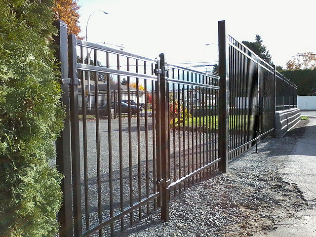 Chilliwack fencing company