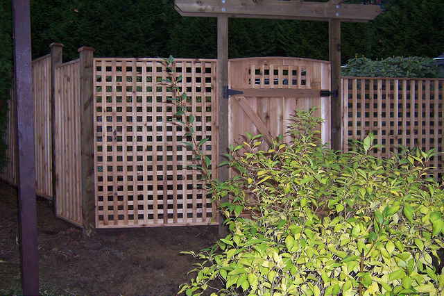 What Are The Most Popular Types Of Wood Fences