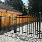 4' Orn Majestic Gate (flat top