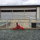 4' Galv Chain-link Enclosure