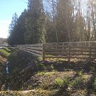 4 Rail Farm Fence