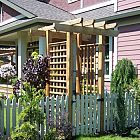 Arbour/Trellis & Lattice Scree