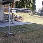 5' Galvanized Chain-link