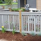 3' Custom Style Picket