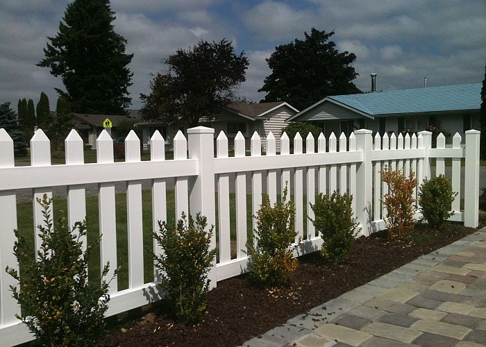 What is the process of having a new fence installed?