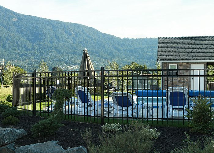 What do I need to know before installing a swimming pool fence in the Fraser Valley?