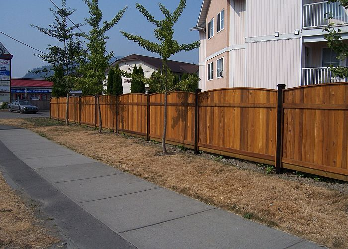 Fencing bylaws in the Fraser Valley