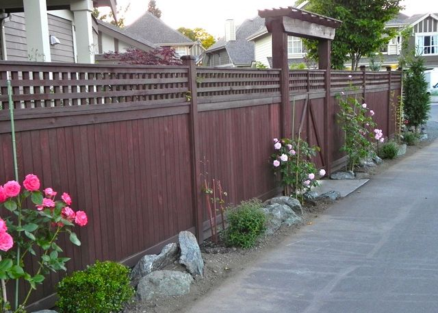 Spruce Up Your Fence For Spring