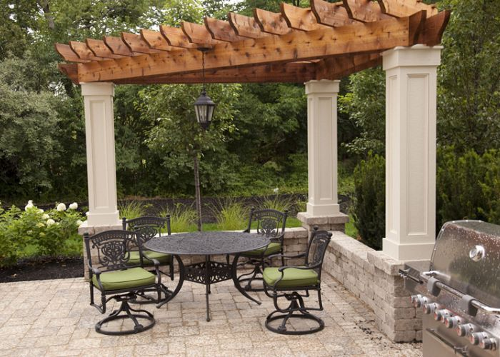 Pergolas! Taking Backyard Living To The Next Level