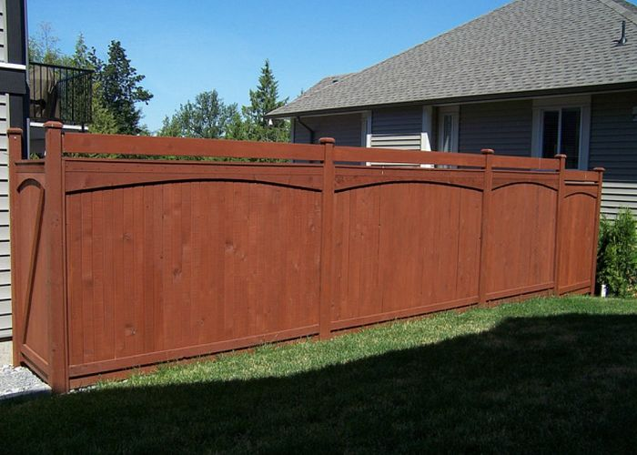 Tips to protect your wood fence from the sun