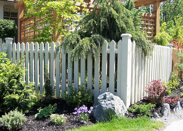 Why We All Love White Picket Fences
