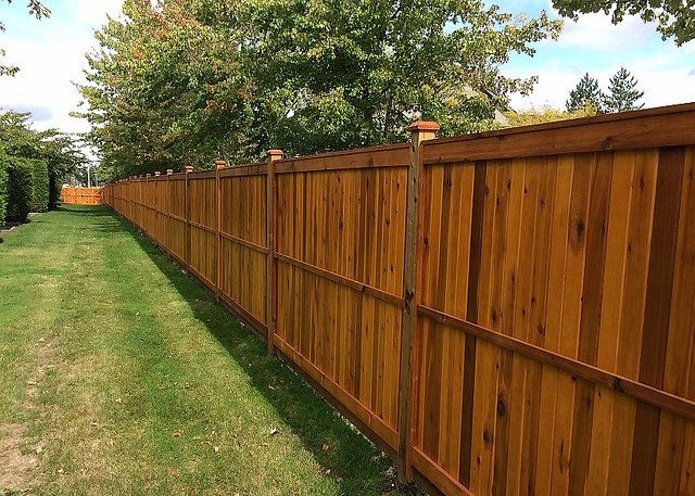 Top 5 Benefits of Staining Your Wood Fence